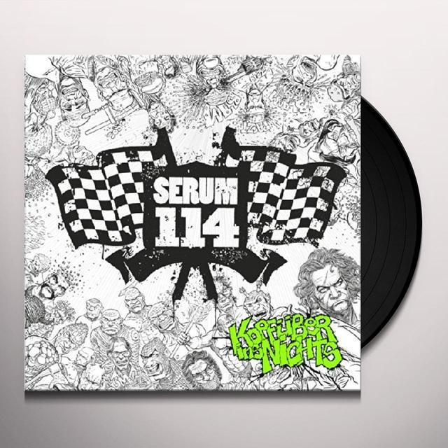 Serum 114 KOPFUEBER INS NICHTS (GER) Vinyl Record