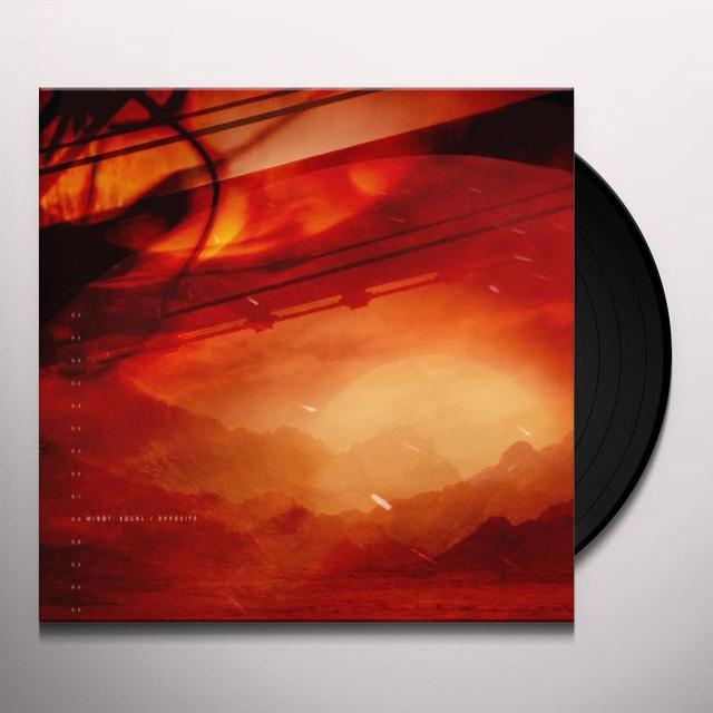 Minot EQUAL/OPPOSITE (GER) Vinyl Record