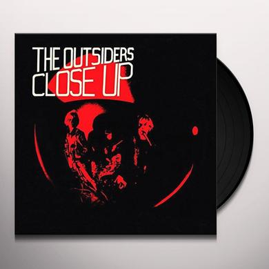 Outsiders CLOSE UP Vinyl Record - Canada Release
