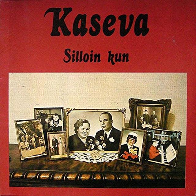 Kaseva SILLOIN KUN (GER) Vinyl Record