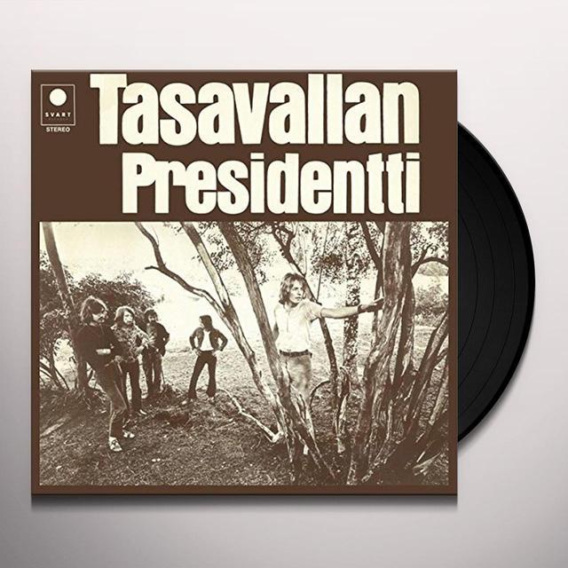Tasavallan Presidentti II Vinyl Record
