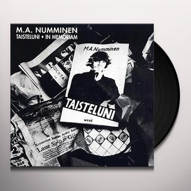 M.A. Numminen TAISTELUNI Vinyl Record