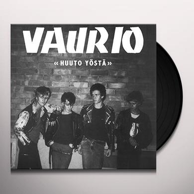 HUUTO YOESTAE / VARIOUS (GER) Vinyl Record