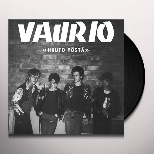 Huuto Yoestae / Various (Ger) HUUTO YOESTAE / VARIOUS Vinyl Record