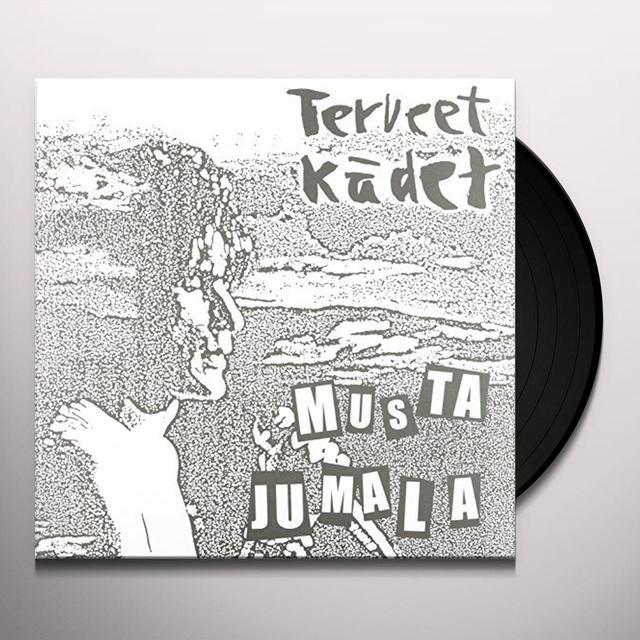 TERVEET KADET MUSTA JUMALA Vinyl Record