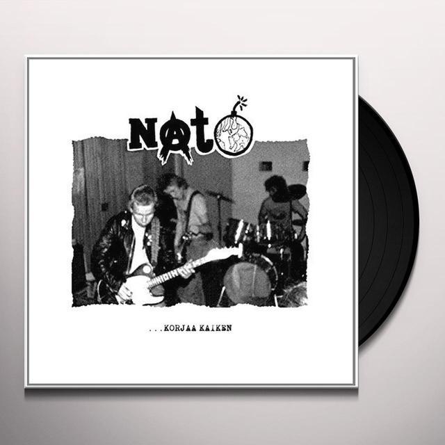 Nato KORJAA KAIKEN (GER) Vinyl Record