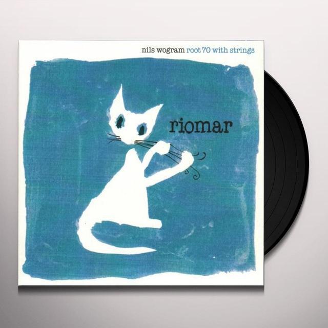 Nils Root 70 With Strings Wogram RIOMAR (GER) Vinyl Record