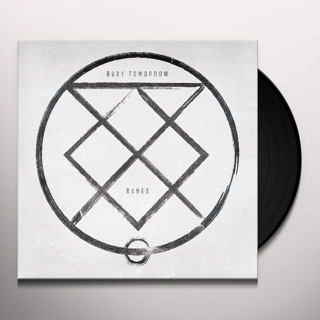 Bury Tomorrow RUNES (GER) Vinyl Record