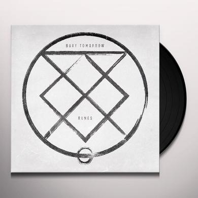 Bury Tomorrow RUNES (GER) Vinyl Record