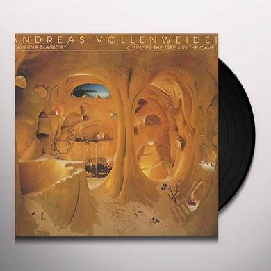 Andreas Vollenweider CAVERNA MAGICA (GER) Vinyl Record