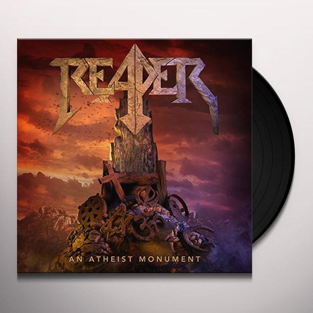 Reaper ATHEIST MONUMENT (GER) Vinyl Record