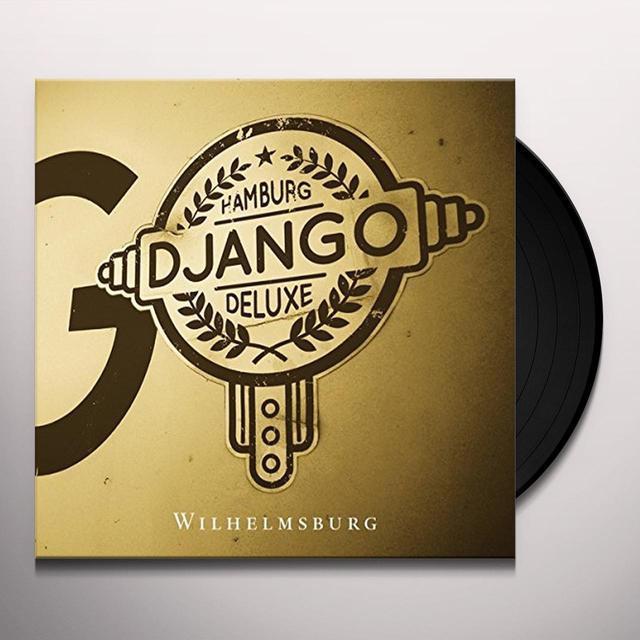 Django Deluxe WILHELMSBURG (GER) Vinyl Record
