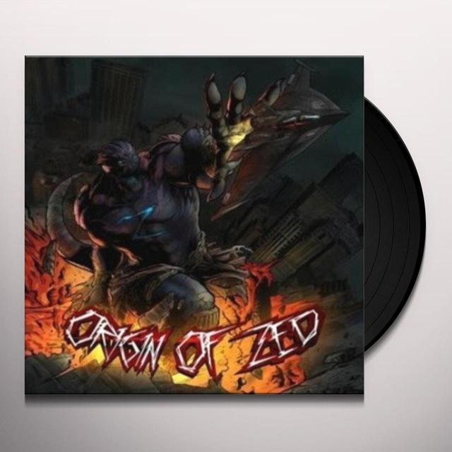 ORIGIN OF ZED (GER) Vinyl Record
