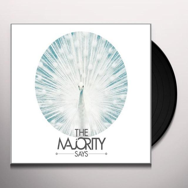 MAJORITY SAYS Vinyl Record