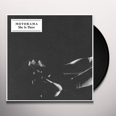 Motorama SHE IS THERE/SPECIAL DAY (GER) Vinyl Record