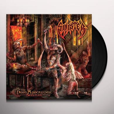 Sinister POST-APOCALYPTIC SERVANT (GER) (Vinyl)