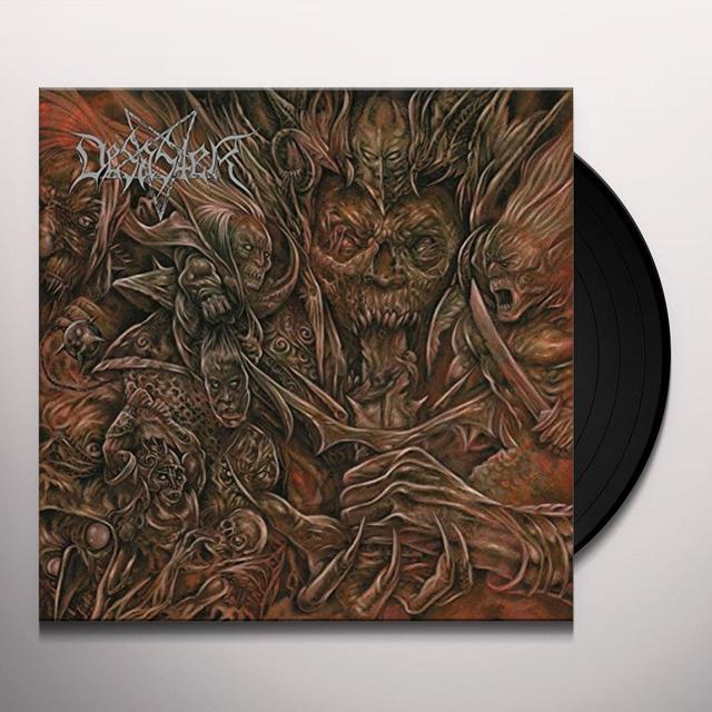 Desaster LIVE IN BAMBERG Vinyl Record