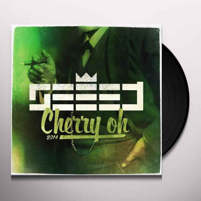 Seeed CHERRY OH Vinyl Record