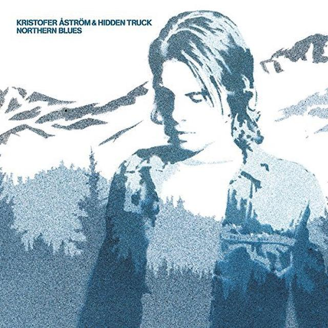 Kristofer Astroem & Hidden Truck NORTHERN BLUES Vinyl Record