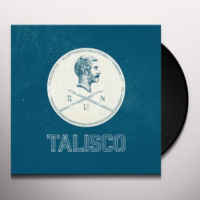 Talisco RUN (FRA) Vinyl Record