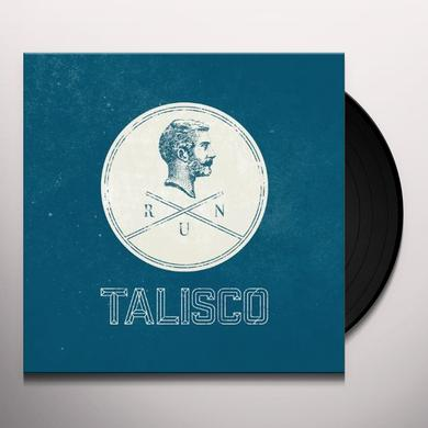 Talisco RUN Vinyl Record