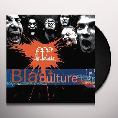 F.F.F. BLAST CULTURE (GER) Vinyl Record