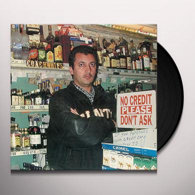 Coachwhips GET YER BODY NEXT TA MINE Vinyl Record