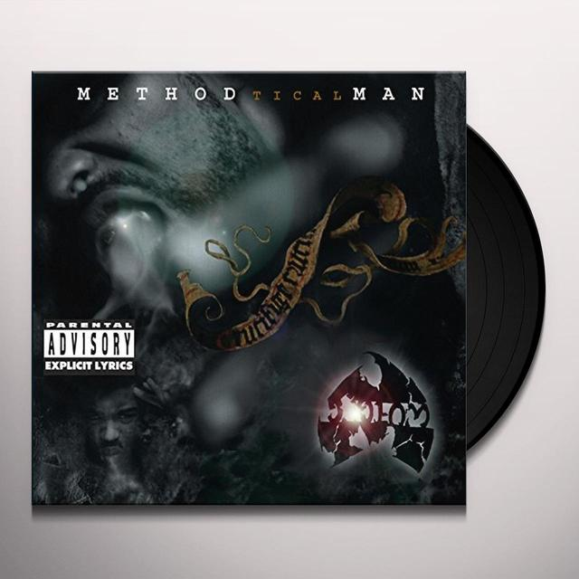 Method Man TICAL Vinyl Record