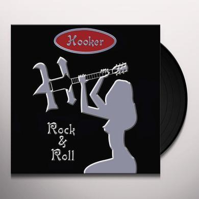 Hooker ROCK & ROLL Vinyl Record