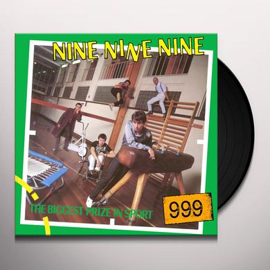 999 BIGGEST PRIZE IN SPORT Vinyl Record