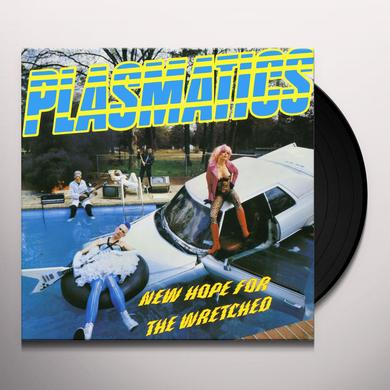 Plasmatics NEW HOPE FOR THE WRETCHED Vinyl Record - Black Vinyl, Limited Edition, 200 Gram Edition