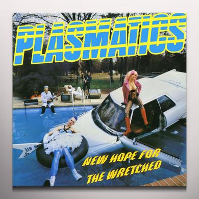 Plasmatics NEW HOPE FOR THE WRETCHED Vinyl Record - Colored Vinyl, Limited Edition, Yellow Vinyl