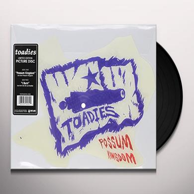 Toadies TEXAS Vinyl Record - Limited Edition, Picture Disc