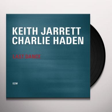 Keith Jarrett / Charlie Haden LAST DANCE Vinyl Record