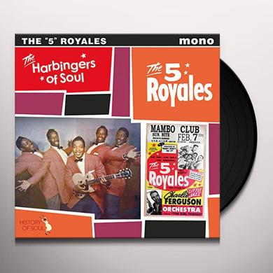 5 Royales HARBINGERS OF SOUL Vinyl Record