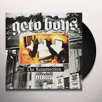Geto Boys RESURRECTION Vinyl Record