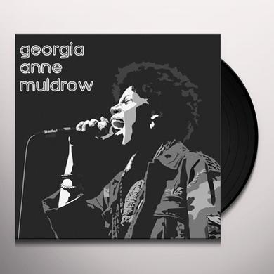 Georgia Anne Muldrow OWED TO MAMA RICKIE Vinyl Record
