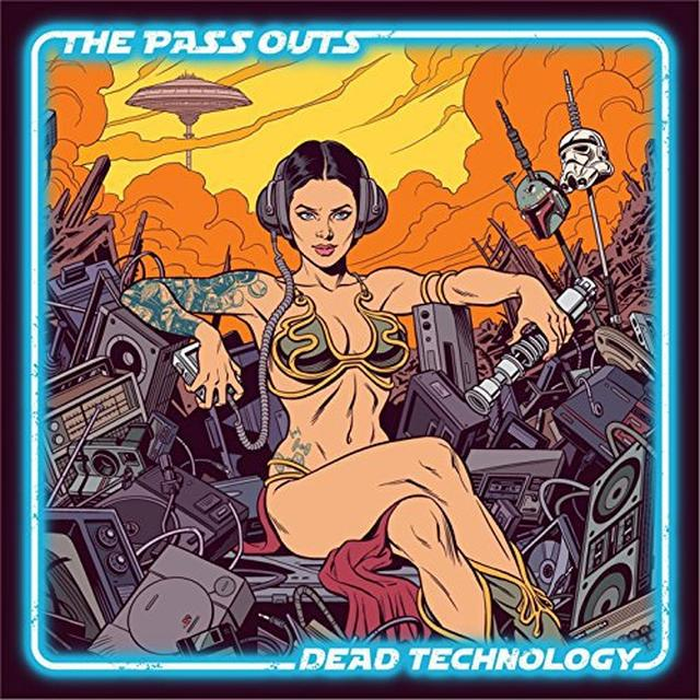 Pass Outs DEAD TECHNOLOGY Vinyl Record