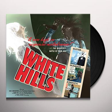 White Hills GLITTER GLAMOUR ATROCITY Vinyl Record - Digital Download Included