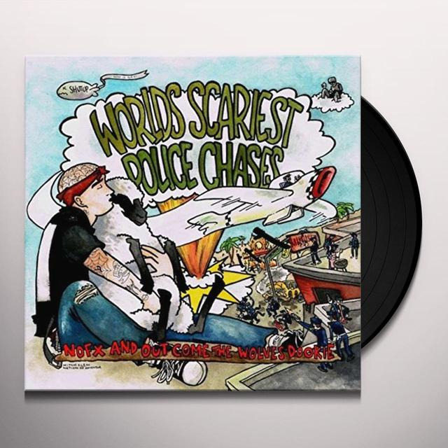 Worlds Scariest Police Chases NOFX: AND OUT COME THE WOLVES DOOKIE Vinyl Record