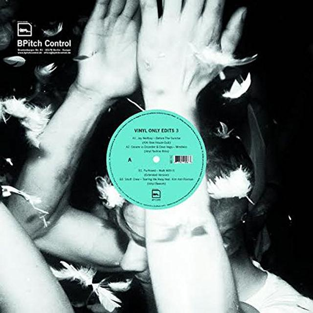 Bpc Vinyl Only Edits 3 / Various (Ep) BPC VINYL ONLY EDITS 3 / VARIOUS Vinyl Record