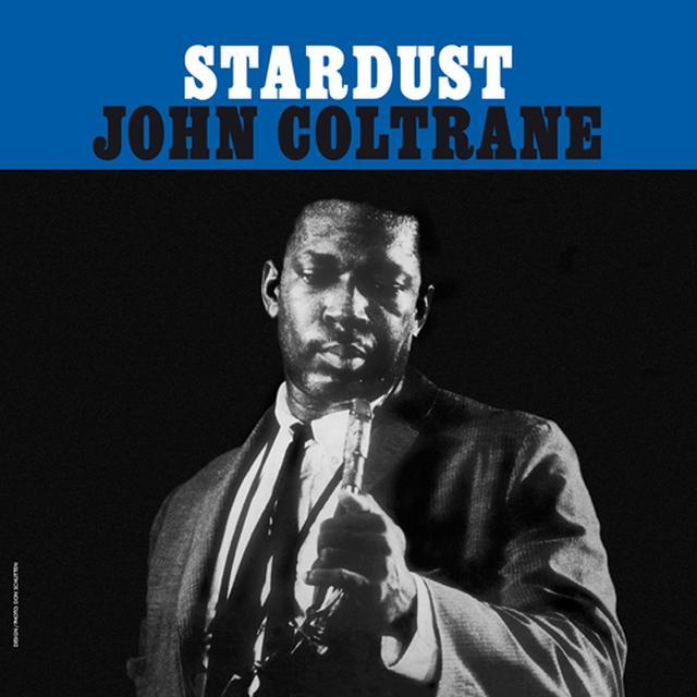 John Coltrane STARDUST Vinyl Record