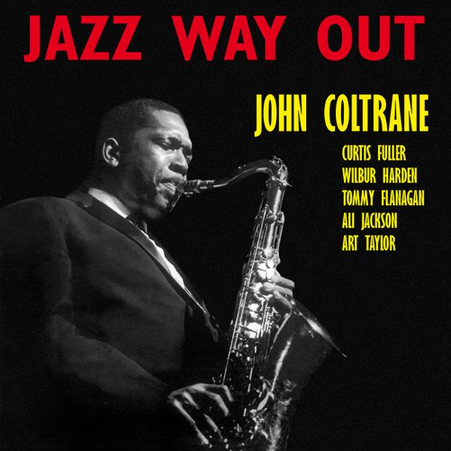 John Coltrane JAZZ WAY OUT Vinyl Record