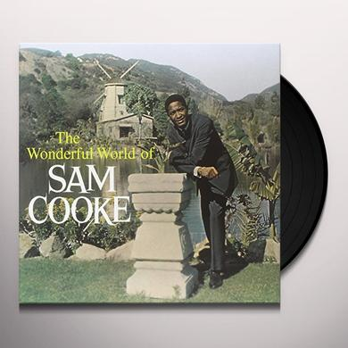 WONDERFUL WORLD OF SAM COOKE Vinyl Record