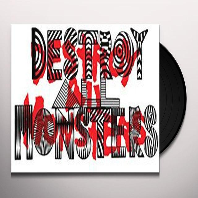 Destroy All Monsters HOT BOX 1974-1994 Vinyl Record