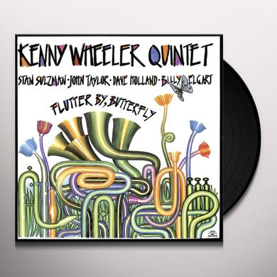 Kenny Wheeler FLUTTER BY BUTTERFLY Vinyl Record