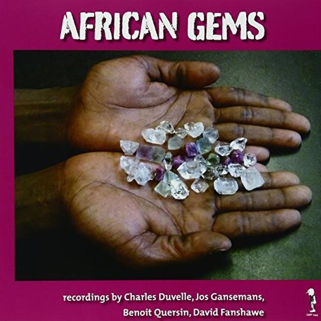 AFRICAN GEMS / VARIOUS Vinyl Record