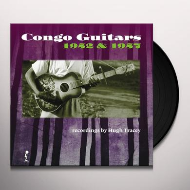 Hugh Tracey CONGO GUITARS 1952 & 1957 Vinyl Record