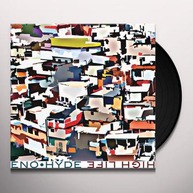 Eno & Hyde HIGH LIFE Vinyl Record - Gatefold Sleeve