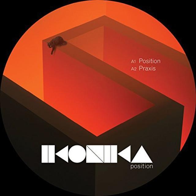 Ikonika POSITION (EP) Vinyl Record